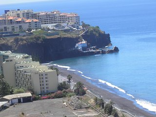 Vivenda Formosa - Studio with balcony and See View, Funchal