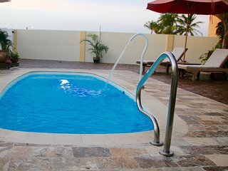 Vacation Home (Downtown ) Seroe Blanco 49H 2BD