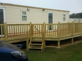 Holiday Home at North Denes Holiday Park.