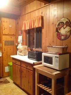Full Equipped kitchen