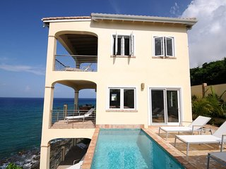 St Croix Vacation Rental  The Breakers At Cane Bay, Christiansted