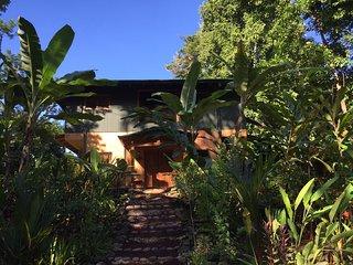 Casa Uvita Front Entrance