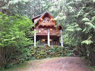 Mt. Baker Lodging Cabin 47 at Mount Baker!, Deming