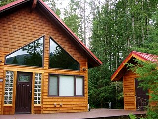Lovely A-frame in quiet neighborhood, Girdwood