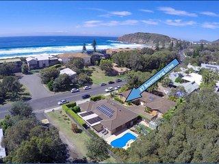 DESTINY - 87 Boomerang Drive, Boomerang Beach, Blueys Beach