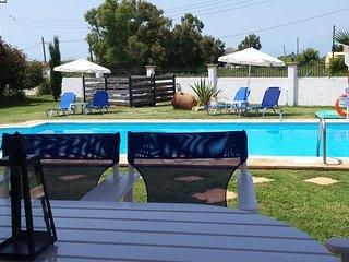 Filia Villa mit pool, Acharavi