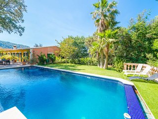 FINCA SON DURI - Villa for 8 people in Esporles