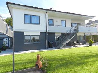 Komfortable-2-ZK(TL)B,Terrasse, Panoramablick, Bad Kreuznach