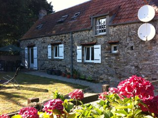 La Bergerie, country cottage, Normandy
