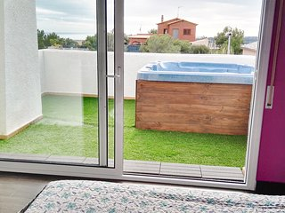 ***DISPONIBLE desde 27/7 hasta 5/8*** WIFI,JACUZZI,PISCINA,TRAMPOLIN,PING PONG,