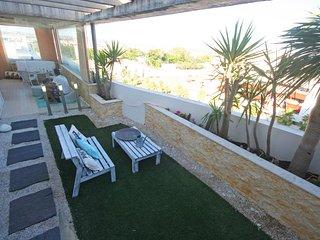 Atico céntrico con piscina, cerca de la playa, El Puerto de Santa Maria