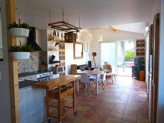 Gîte Chantelauze -L'oustalet - 62m² labellisé 4 étoiles meublé de tourisme