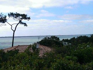 Villa mit Meerblick -150 m zum Strand und Dune