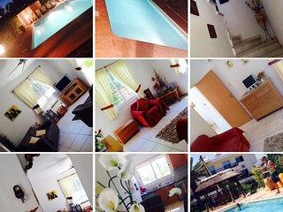 Villa Michelle Collage