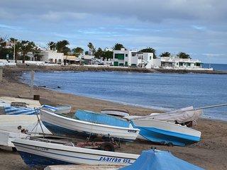 casa en primera linea de playa en Playa Honda