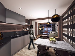 Apartment Cairns, Val d'Isere