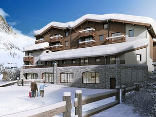Apartment Bendigo, Val d'Isere