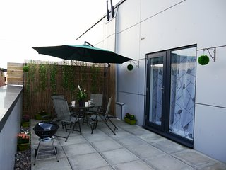 Penthouse Apartment | Outdoor Terrace | Sleeps 4-6, Manchester