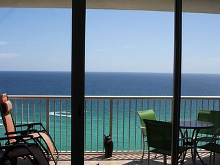 A perfect retreat with spectacular Gulf front view, Panama City Beach