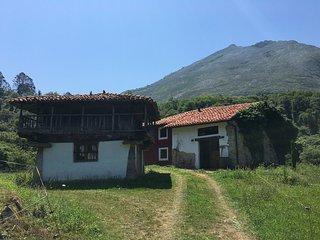 Casa de campo y playa con encanto, Prado