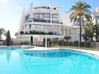 Fabuloso duplex, 3 dormitorios y terraza 50m, Marbella