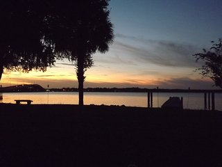 Sunset Paradise on the St. Johns River, East Palatka