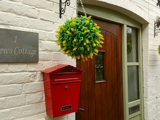Mews Cottage, Ledbury Town Centre/Luxury/Sleeps 6