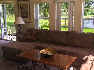 3BD w/ Superb Secluded Preserve Views near Disney, Kissimmee