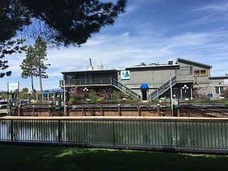 Completely Remodeled Waterfront Tahoe Keys Condo, South Lake Tahoe