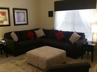 Living area refurbished July 2016