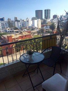 Noveno Piso Miraflores Apartment