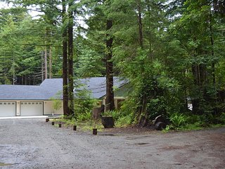 Picturesque Forest Home, Crescent City