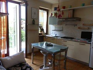 Appartamento in centro a San Zeno con balcone