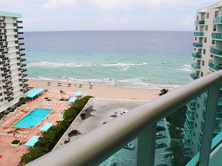 Two Bedroom Condo on Hollywood Beach