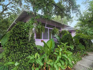 The Purple House-Duplex-2 Units in One, New Orleans