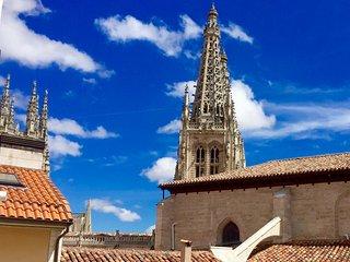 Casa con encanto en Catedral Al lado de la catedral, Burgos
