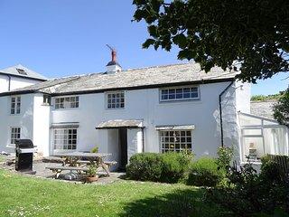 Ayr Cottage, Tintagel