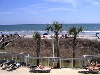 Direct OCEANFRONT condo, Myrtle Beach Nord