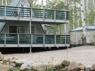 Secluded 5 bdrm cabin  4 mi from Park Cty Ut, Park City