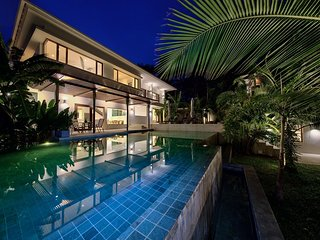 Villa Santika - An Oasis of Tropical Luxury & Comfort, Bophut