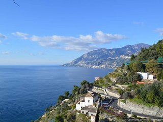 Maiori Casa Amalfi property with pool, Amalfi coast self catered rental,villa