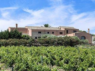 Villa Palizzolo Rent Sicily Villa in Buseto Palizzolo