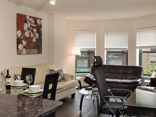 Washington 1Br Apt. b/w Logan and DuPont Circle