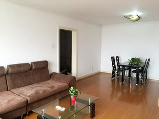 3bedroom apartment right next to Wangjing subway, Pékin