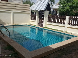 Villas for rent in Hua Hin: V6247