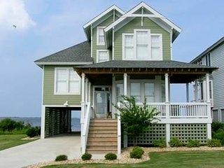 Private 4BR with dock - Village Landings #54, Manteo