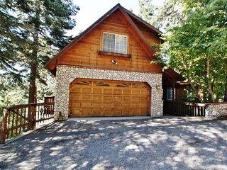 Timber Lodge in Lake Arrowhead