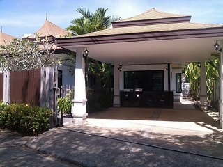 3 bed house for rent, Chalong