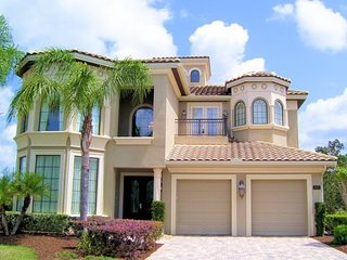 Reunion Golf Resort. 6 Bedroom 5.5 Bath Luxury Pool Home. 7471GL, Alturas