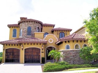 Reunion Golf Resort 6 Bedroom 6.5 Bath Pool Mansion. 7843PC, Alturas